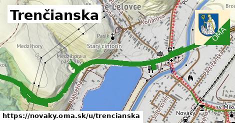 ilustrácia k Trenčianska, Nováky - 1,49km
