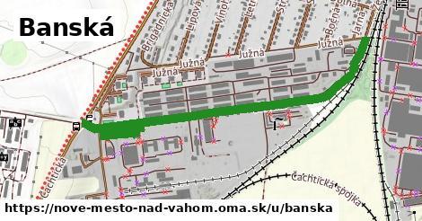 ilustrácia k Banská, Nové Mesto nad Váhom - 1,41km