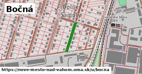 ilustrácia k Bočná, Nové Mesto nad Váhom - 163m