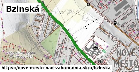 ilustrácia k Bzinská, Nové Mesto nad Váhom - 1,76km
