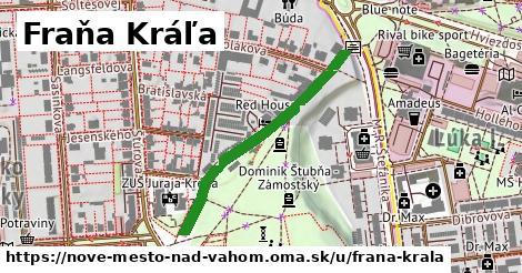 ilustrácia k Fraňa Kráľa, Nové Mesto nad Váhom - 356m