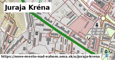 ilustrácia k Juraja Kréna, Nové Mesto nad Váhom - 624m