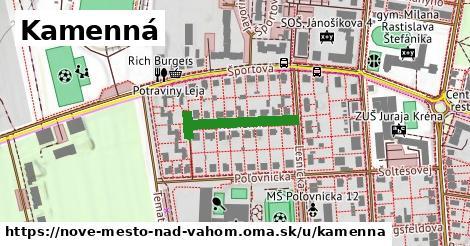 ilustrácia k Kamenná, Nové Mesto nad Váhom - 220m