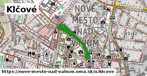 ilustrácia k Klčové, Nové Mesto nad Váhom - 684m