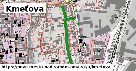 ilustračný obrázok k Kmeťova, Nové Mesto nad Váhom