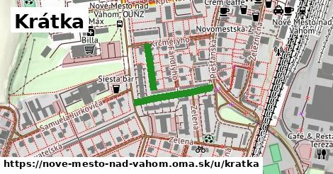 ilustrácia k Krátka, Nové Mesto nad Váhom - 279m