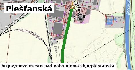 ilustrácia k Piešťanská, Nové Mesto nad Váhom - 2,5km
