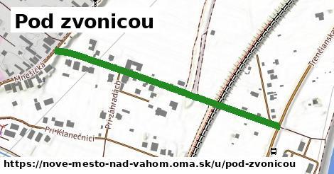 ilustrácia k Pod zvonicou, Nové Mesto nad Váhom - 527m
