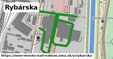 ilustrácia k Rybárska, Nové Mesto nad Váhom - 1,28km