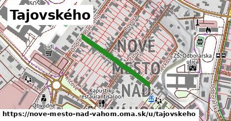 ilustrácia k Tajovského, Nové Mesto nad Váhom - 267m