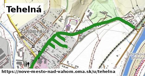 ilustrácia k Tehelná, Nové Mesto nad Váhom - 1,13km