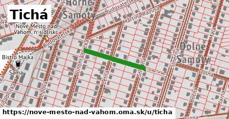 ilustrácia k Tichá, Nové Mesto nad Váhom - 209m