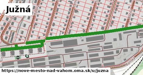 ilustrácia k Južná, Nové Mesto nad Váhom - 0,92km