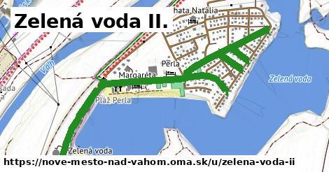 ilustrácia k Zelená voda II., Nové Mesto nad Váhom - 1,94km