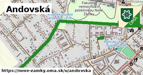 ilustrácia k Andovská, Nové Zámky - 1,76km