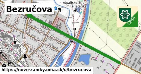 ilustrácia k Bezručova, Nové Zámky - 611m