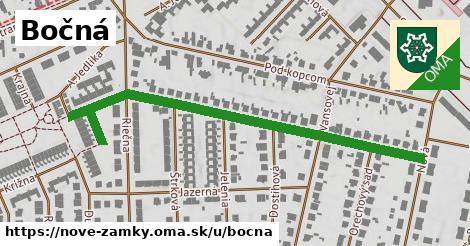 ilustrácia k Bočná, Nové Zámky - 643m