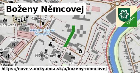 ilustrácia k Boženy Němcovej, Nové Zámky - 131m