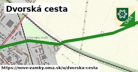 ilustrácia k Dvorská cesta, Nové Zámky - 2,5km