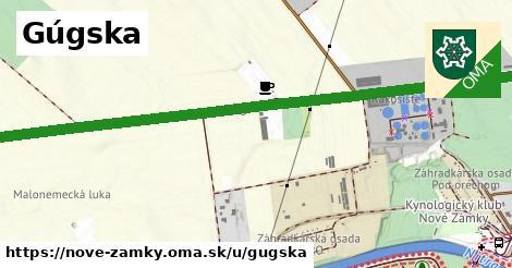 ilustrácia k Gúgska, Nové Zámky - 4,5km