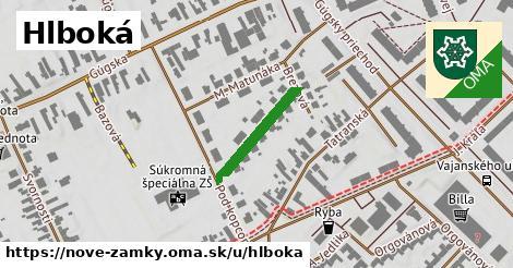 ilustrácia k Hlboká, Nové Zámky - 180m