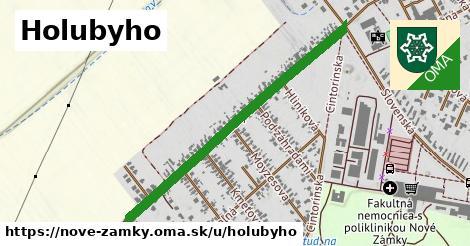 ilustrácia k Holubyho, Nové Zámky - 0,86km