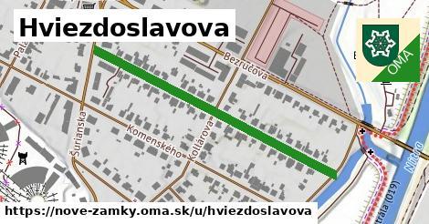 ilustrácia k Hviezdoslavova, Nové Zámky - 478m