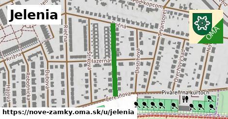 ilustrácia k Jelenia, Nové Zámky - 241m