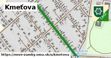 ilustračný obrázok k Kmeťova, Nové Zámky