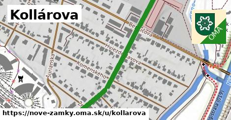 ilustračný obrázok k Kollárova, Nové Zámky
