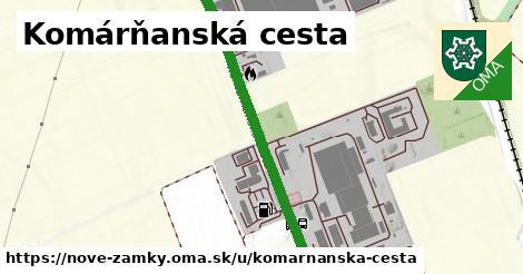 ilustračný obrázok k Komárňanská cesta, Nové Zámky