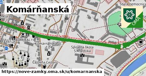 ilustrácia k Komárňanská, Nové Zámky - 0,80km