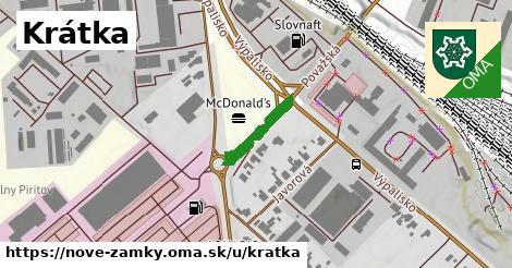 ilustrácia k Krátka, Nové Zámky - 129m