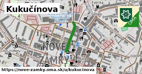 ilustrácia k Kukučínova, Nové Zámky - 170m