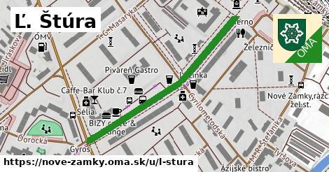 ilustrácia k Ľ. Štúra, Nové Zámky - 454m