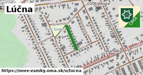 ilustrácia k Lúčna, Nové Zámky - 142m
