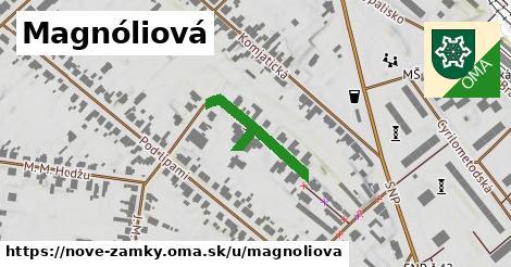 ilustračný obrázok k Magnóliová, Nové Zámky