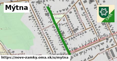 ilustrácia k Mýtna, Nové Zámky - 342m