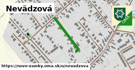 ilustrácia k Nevädzová, Nové Zámky - 246m