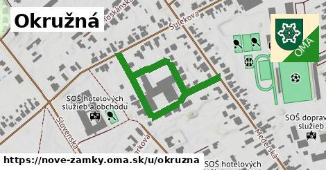 ilustrácia k Okružná, Nové Zámky - 440m