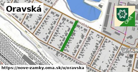 ilustrácia k Oravská, Nové Zámky - 183m