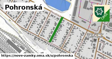 ilustrácia k Pohronská, Nové Zámky - 184m