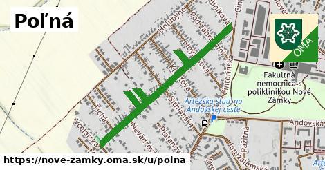 ilustrácia k Poľná, Nové Zámky - 1,08km