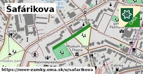 ilustrácia k Šafárikova, Nové Zámky - 233m
