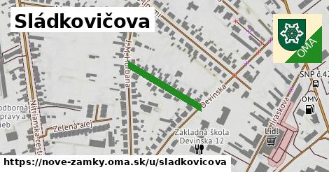 ilustrácia k Sládkovičova, Nové Zámky - 192m