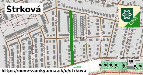ilustračný obrázok k Štrková, Nové Zámky