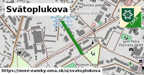 ilustrácia k Svätoplukova, Nové Zámky - 208m