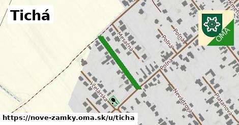 ilustrácia k Tichá, Nové Zámky - 200m