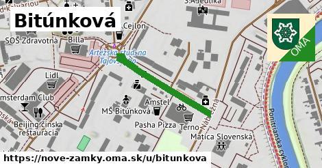 ilustrácia k Bitúnková, Nové Zámky - 274m