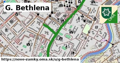 G. Bethlena, Nové Zámky